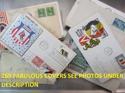 RETAILERS DREAM 269 CHERRY PICKED SUPERB COVERS HI VALUE SELDOM OFFERED (United States Retailers)