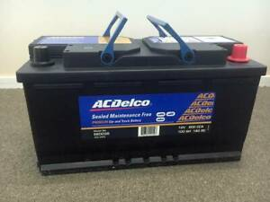 800CCA Euro Car Battery suit AUDI MERC ACDelco S 60038 DELIVERED