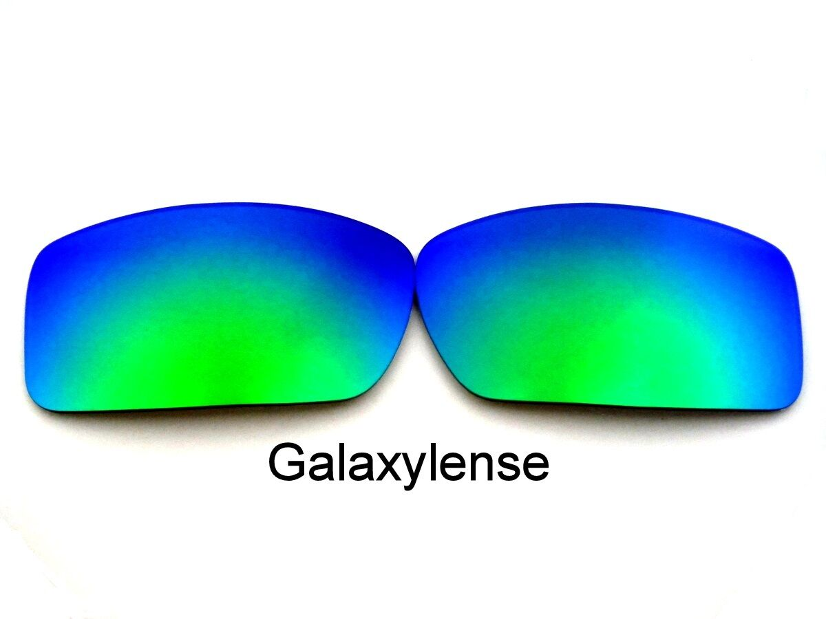 Galaxy Lentes De Repuesto Para Oakley Gascan Verde Esmeralda ...