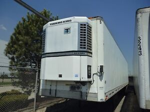 COLD STORAGE, REEFER TRAILER, RENT TO OWN, $8500 1YR or 0%,$550M