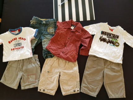 Nike Baby Boy 3 Piece Suit Set Size 9 12 Months Baby Clothing