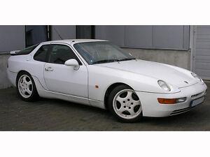Porsche 924 944 968 demi taille housse de voiture ebay for Housse voiture porsche