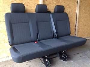 Vw transporter T6 T5 kombi quick release seats brand new