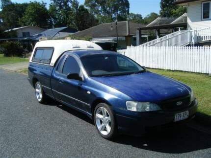 FORD BA UTE 3 SEATER + REGO + SAFETY CERT - PRICE DROP!