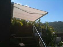 Retractable electric awning 4.6 m x 3 m Ashfield Ashfield Area Preview