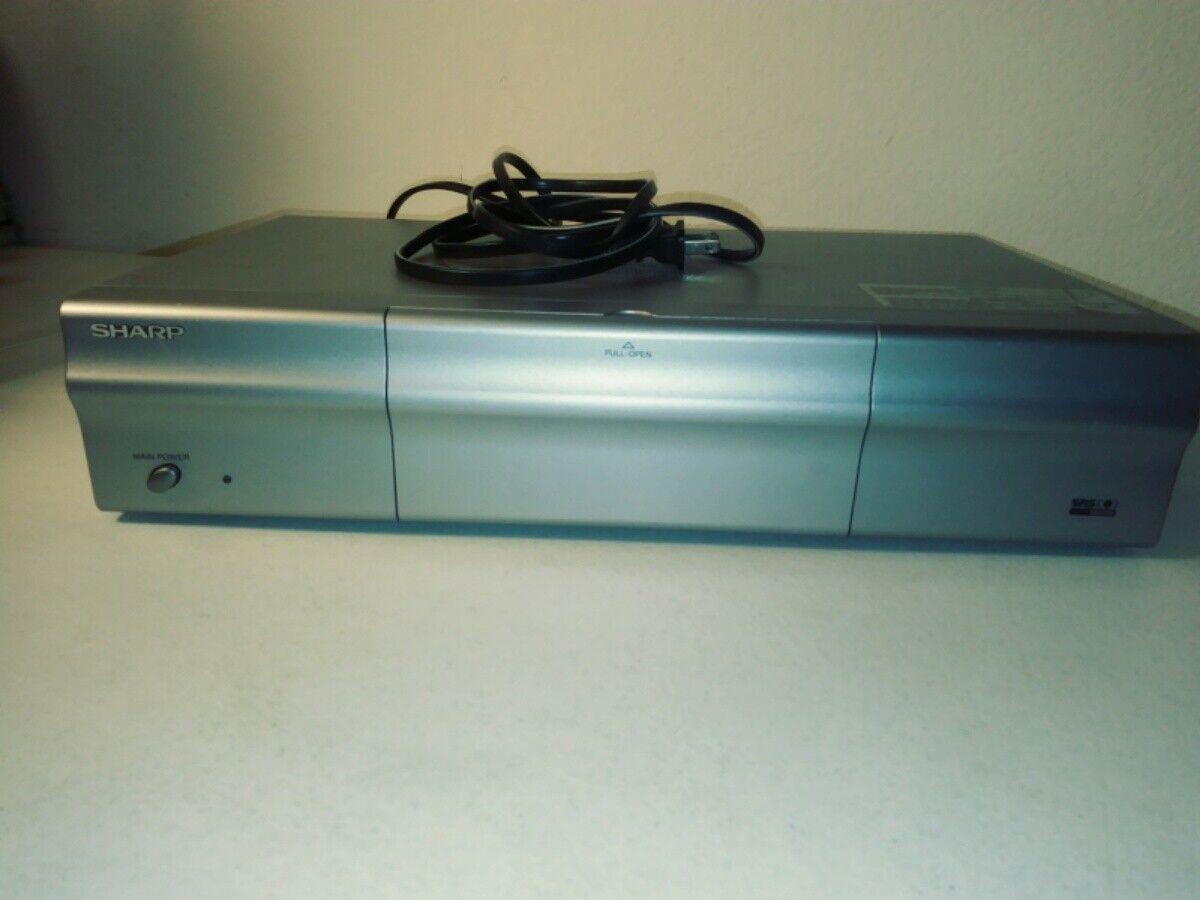 Sharp Liquid Crystal TV AVC System Model LC-30hv4u
