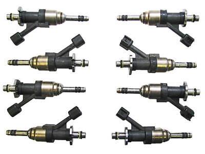 Set of 8 BRAND NEW OEM Fuel Injectors GM Trucks  5.3L 2014-17 12668390