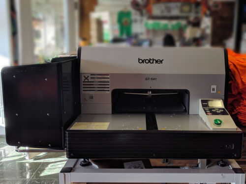 Brother GT 541 Garment Printer - DTG - Direct To Garment Shirt Printer $ REDUCED