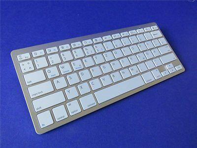 Bluetooth V 3.0  Wireless Bluetooth Tastatur Keyboard Handy Tablet Slim Design