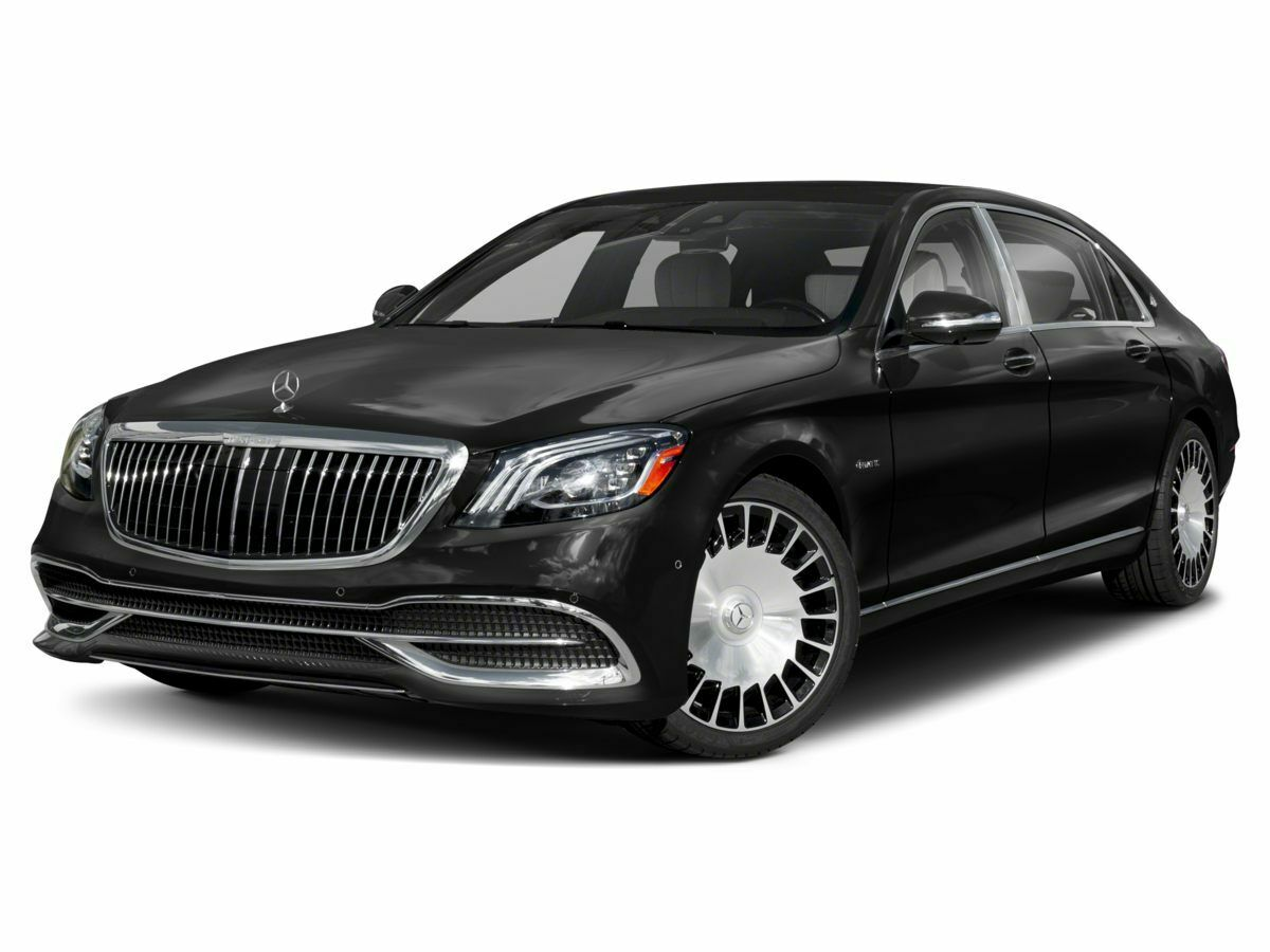 2020 Mercedes-benz S-class Maybach S560 4d Sedan 4.0l V8