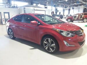 2016 Hyundai Elantra GLS- SUNROOF, HEATED SEATS, BACKUP CAMERA,