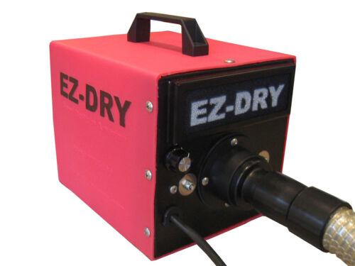 EZ-Groom-EZ Dry I-Dog/Pet Force Dryer - High Velocity Variable Speed-Quiet-Pink