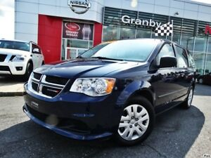 2016 Dodge Grand Caravan SE/COMMANDE AU VOLANT/ A/C /CRUISE CONT