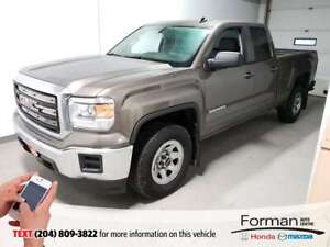 2014 Gmc Sierra 1500 4x4|Low Kms|Local|Tow Pack|Quad|Cruise