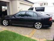 2003 VY HSV BLACK CLUBSPORT SWAP TRADE CASH for SUPRA Benowa Gold Coast City Preview