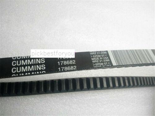 1PCS New 178682 Fan Belt For Cummins #M999 QL