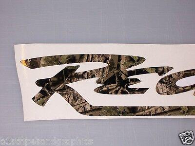 REDNECK Mossy Oak CAMO Window Windshield Decal Sticker Decals real tree
