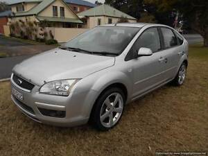 2005 Ford Focus Hatchback Hamilton Newcastle Area Preview