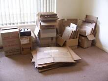 moving boxes Clarence Gardens Mitcham Area Preview