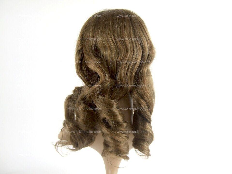 Hochwertiges Haarteil für Damen, Echthaar, 50cm, Blondmix, SOFORT in Hannover
