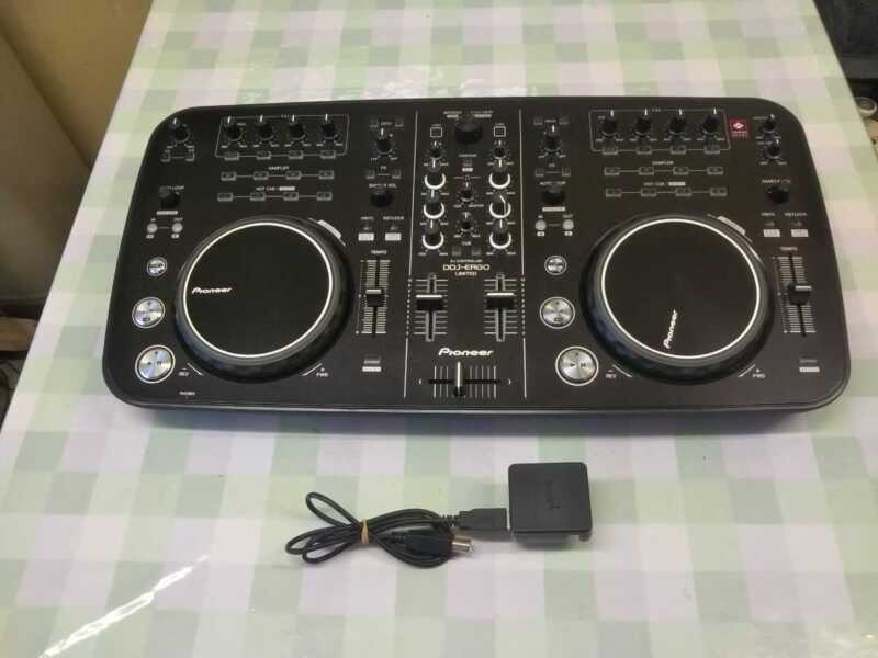 Pioneer DDJ-Ergo Limited Usb DJ Controller Power cord made by another