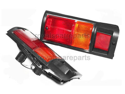 Suzuki Carry Van Type 2 Super Old Models Pair Tail Light Assembly Lh Rh