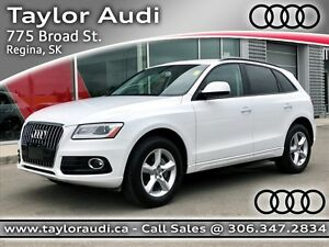 2016 Audi Q5 2.0T Komfort BLUETOOTH, LEATHER, POWER TAILGATE