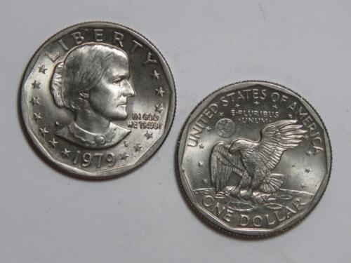 1979-S Susan B Anthony Dollar - Uncirculated SBA