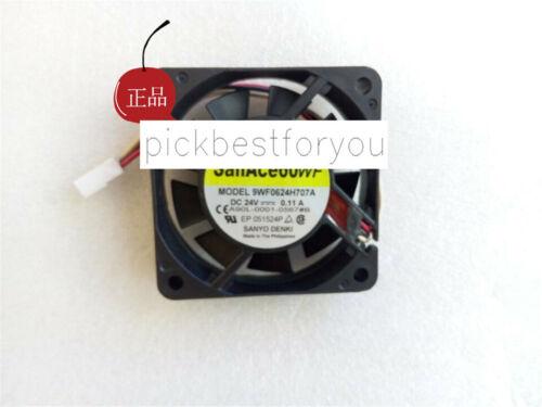 SANYO A90L-0001-0567#B WF0624H707A Cooling fan For Fanuc 24V 0.11A 3pin M138C QL