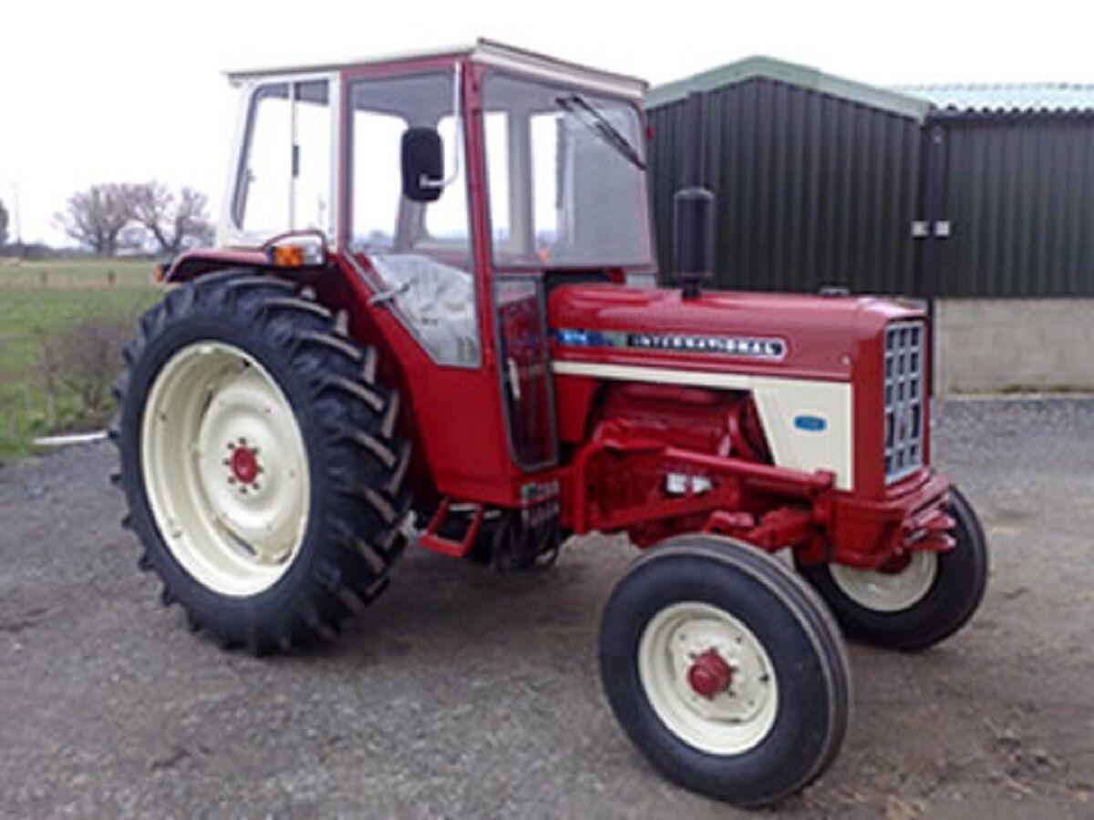 International Harvester Workshop Manual 454 474 574 674 Series Wiring Diagrams 5 Of See More