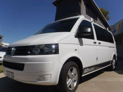 VW T5 4Motion Campervan Fremantle Fremantle Area Preview