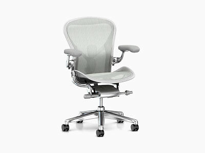 Herman Miller Aeron Chair Remastered Brand New Fully Adjustable Full Warranty C