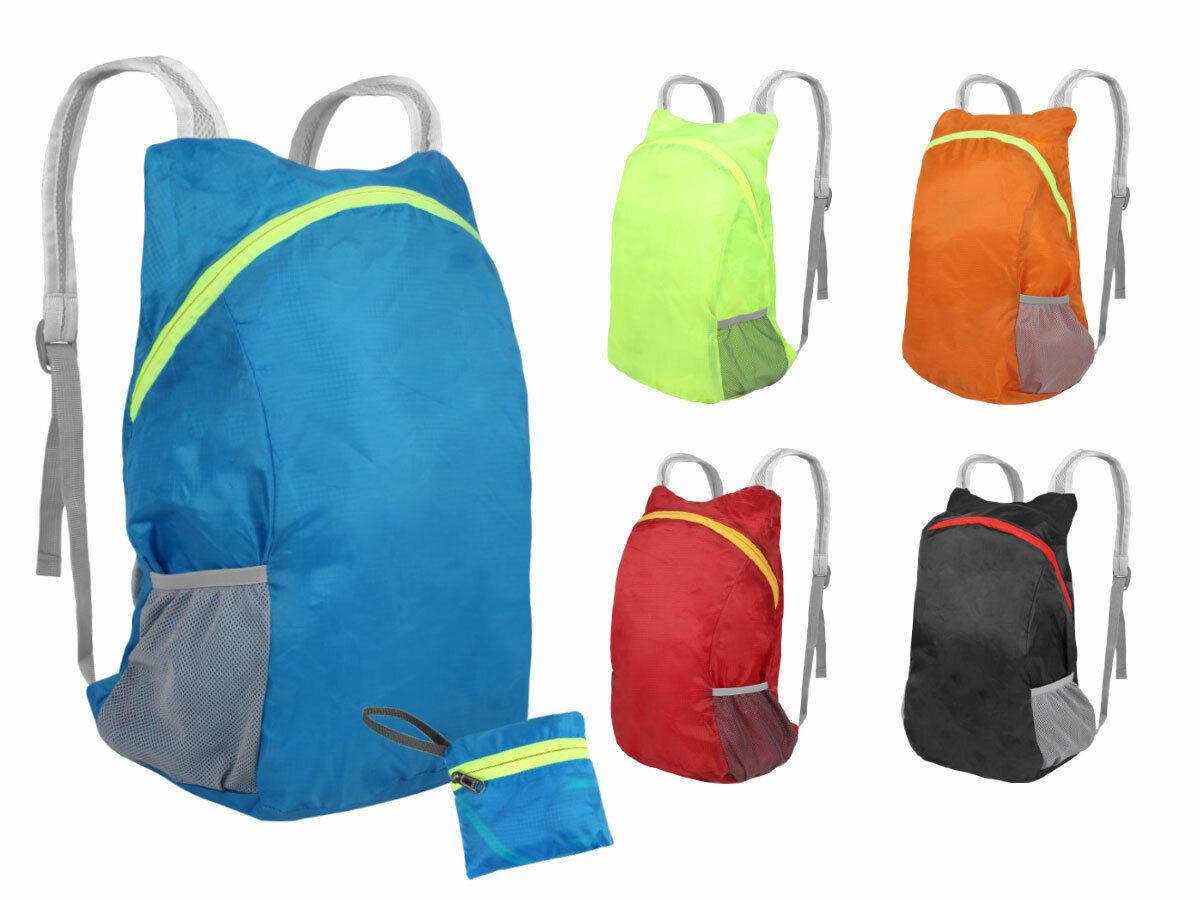rucksack 12L ultraleicht faltbar Freizeit backpack camping Wandern reise sport