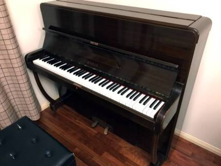 Bentley upright piano with beautiful sound
