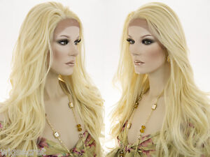 25-inch-Long-Lace-Front-Heatresistant-Blonde-Brunette-Red-Straight-Wavy-Wigs