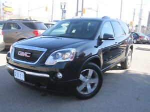 2011 GMC ACADIA SLT | Leather • Rear Cam • 2 Roofs