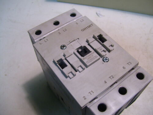 AUTOMATION DIRECT GH15KT-3-00A CONTACTOR 55/90A 5-60HP/115-460VAC 120VAC  P4899