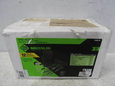 Greenlee 12pc. Standard Electricians Tool Kit 0159-13