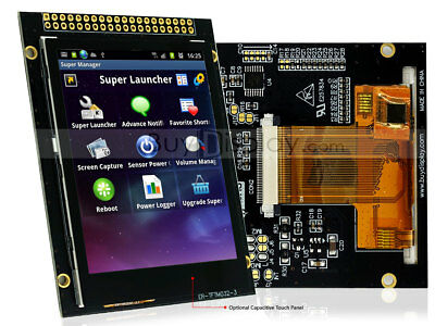 3.2inch Tft Lcd Module Display Power Than Sainsmart Wcapacitive Touchtutorial