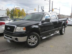 2006 FORD F-150 XLT SUPERCREW | 4X4 • 4.6 V8 • DVD