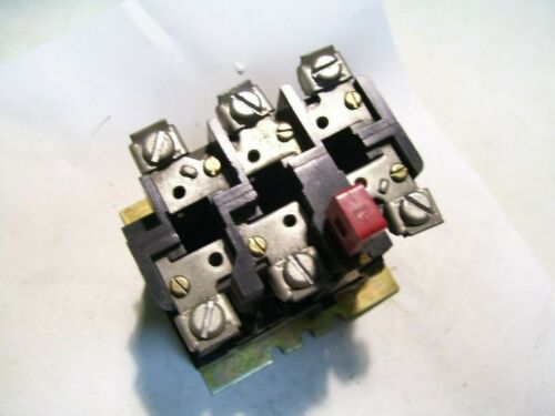 EATON CUTLER HAMMER WESTINGHOUSE AN13P THERMAL OVERLOAD RELAY P3126