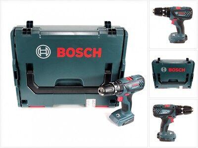Bosch GSB 18-2-Li Plus Professional 18 V Akku Schlagbohrschrauber Solo in L-Boxx