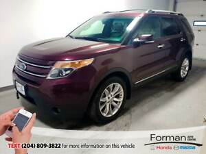 2011 Ford Explorer Limited V6|Htd Lthr|Navi|Btooth|AC Seats