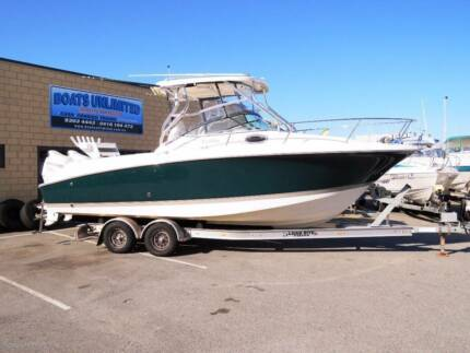 Wellcraft Coastal 252 THE ULTIMATE FAMILY FISHING ALL ROUNDER