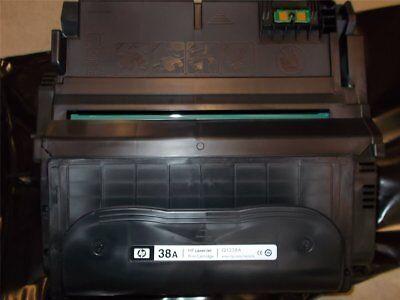 Original HP Toner Q1338A 38A black für HP LaserJet 4200 NEU [90-07-12]