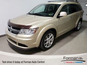 2011 Dodge Journey R/T |Low Kms|New Tires|Htd Leather|Navi|7Seat