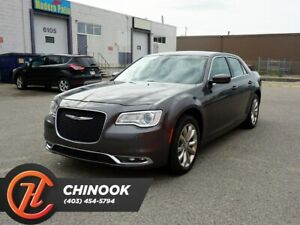 2016 Chrysler 300 Touring w/ Heated Seats, Bluetooth, Backup Cam