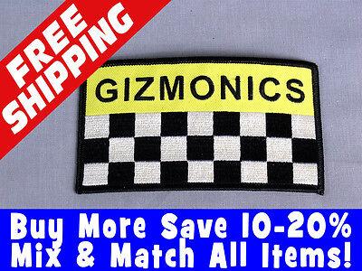 MST3K Gizmonics Logo Iron-On Patch - Mystery Science Theater 3000