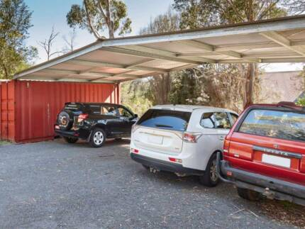 PORTAROOF PORTABLE STORAGE & SHELTER - Keep your storage at home