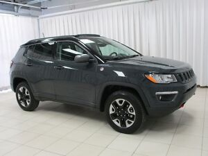 2017 Jeep Compass BE SURE TO GRAB THE BEST DEAL!! TRAIL HAWK TRA